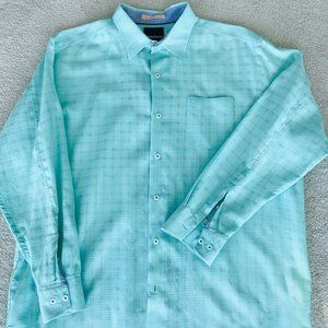 Tommy Bahama Mens Long Sleeve Button Down Shirt